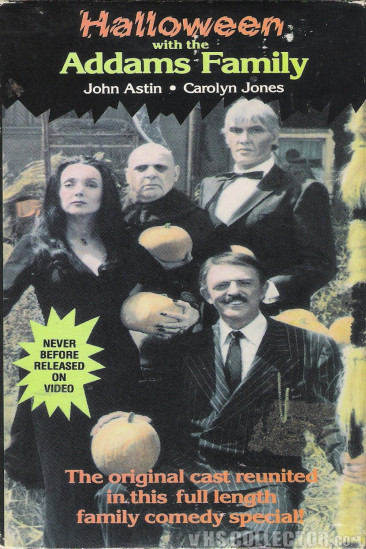 Halloween with the New Addams Family (1977)