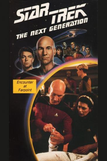 Star Trek: The Next Generation: Encounter at Farpoint (1991)