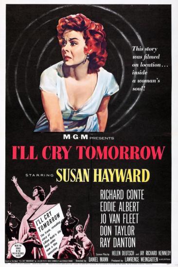I'll Cry Tomorrow (1955)