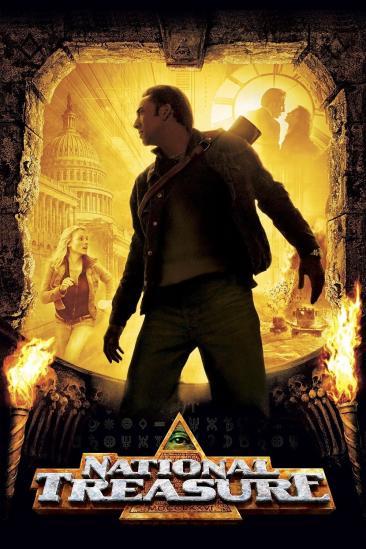 National Treasure (2004)