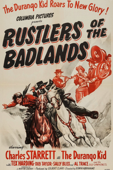 Rustlers of the Badlands (1945)