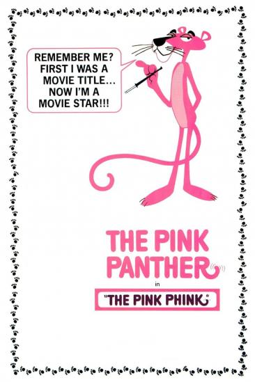 The Pink Phink (1964)