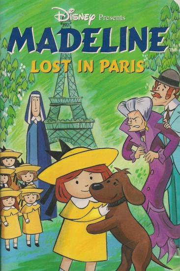 Madeline: Lost in Paris (1999)