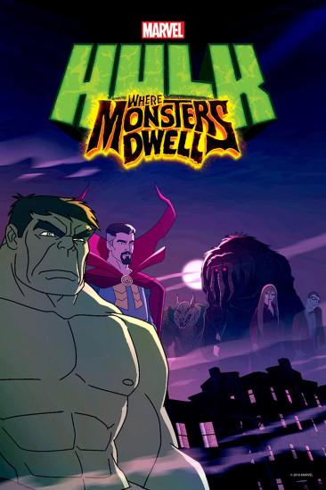 Hulk: Where Monsters Dwell (2016)