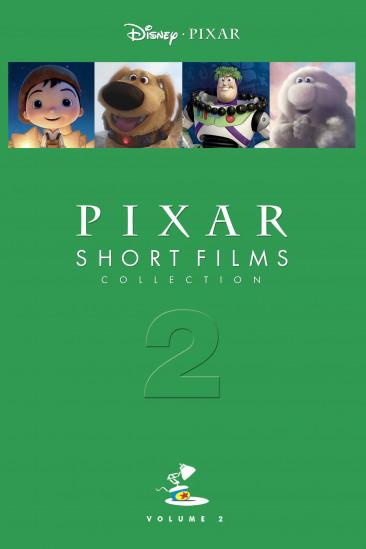 Pixar Short Films Collection: Volume 2 (0000)