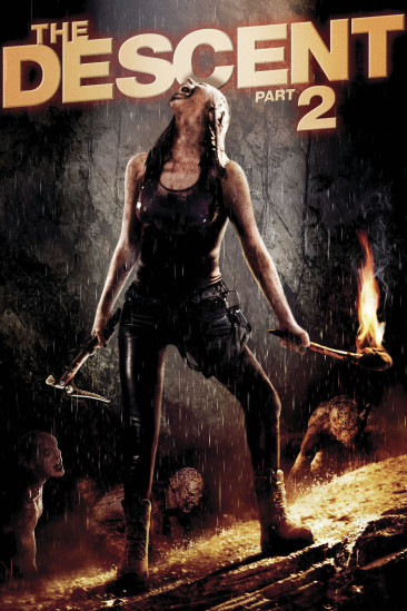 The Descent: Part 2 (2010)