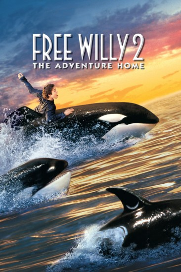 Free Willy 2 - The Adventure Home (1995)