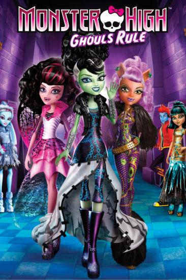 Monster High: Ghouls Rule (2012)