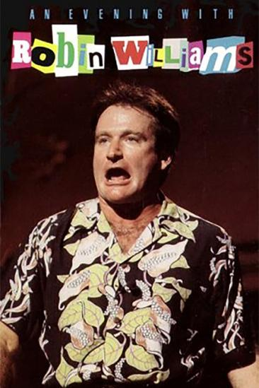 Robin Williams:  An Evening with Robin Williams (1983)