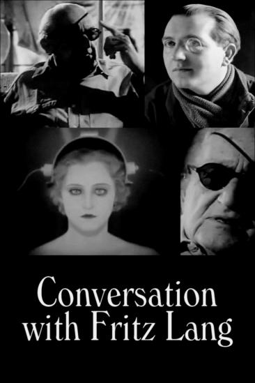 Conversation with Fritz Lang (1975)