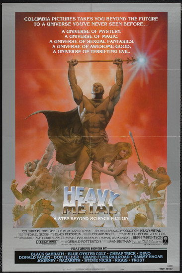 Heavy Metal (1996)