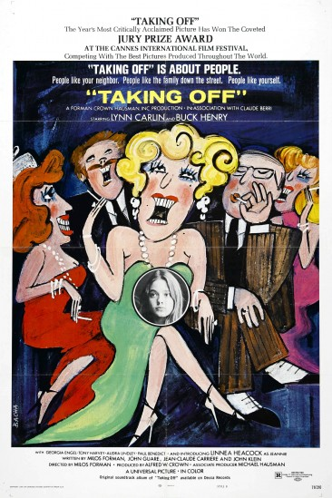 Taking Off (1971)