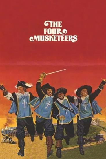 The Four Musketeers (1975)