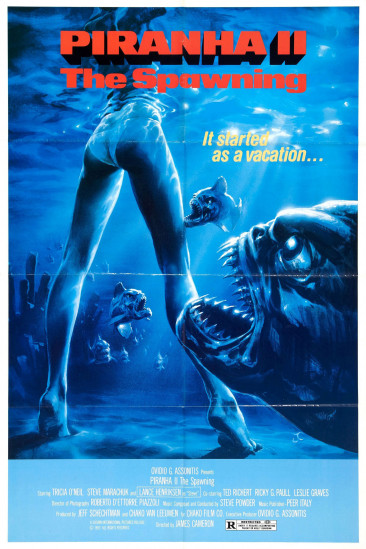 Piranha Part Two: The Spawning (1982)