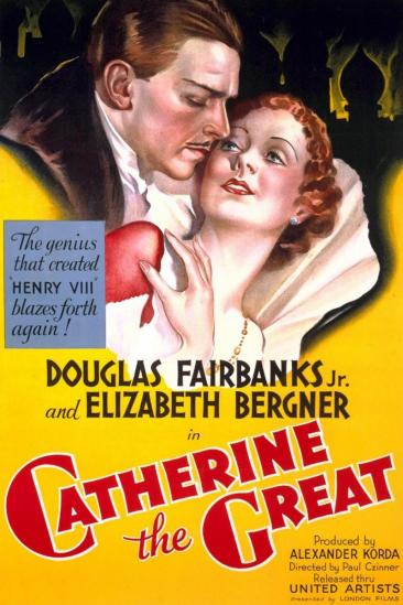 The Rise of Catherine the Great (1934)