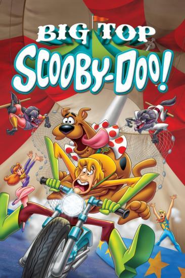 Big Top Scooby-Doo! (2012)