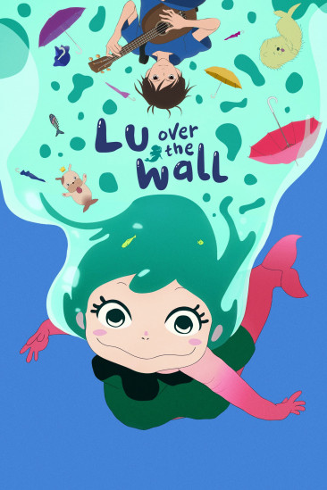 Lu Over the Wall (2018)
