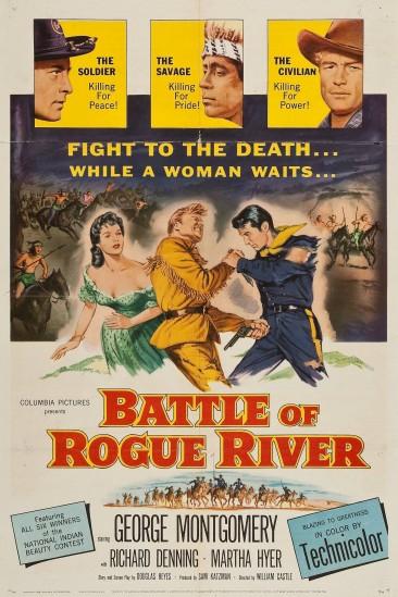 Battle of Rogue River (1954)