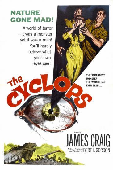 The Cyclops (1957)