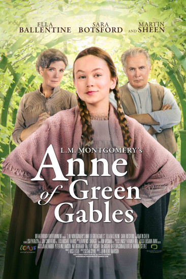 Lucy Maud Montgomery's Anne of Green Gables (2016)