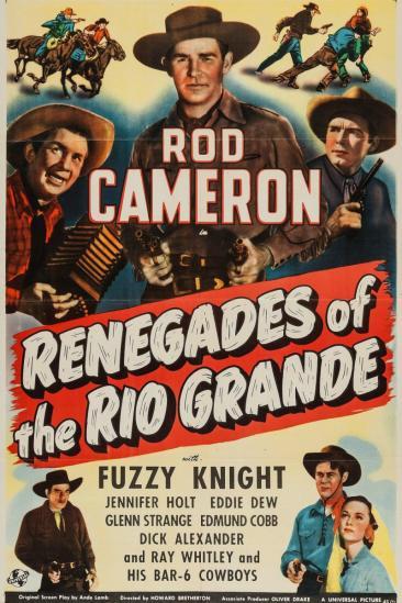 Renegades of the Rio Grande (1945)