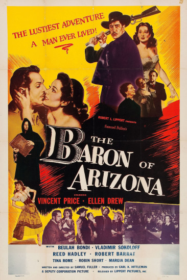 The Baron of Arizona (1950)