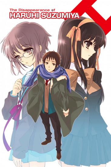 The Disappearance of Haruhi Suzumiya (0000)