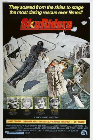 Sky Riders (1976)
