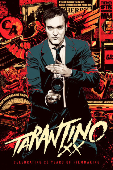 Quentin Tarantino: 20 Years of Filmmaking (2012)