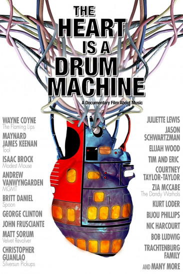 The Heart is a Drum Machine (2010)