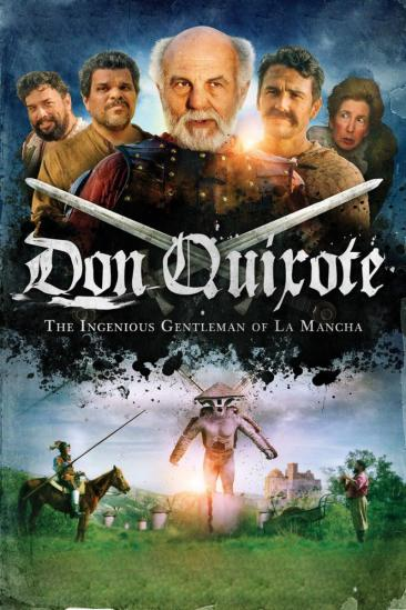 Don Quixote: The Ingenious Gentleman of La Mancha (2017)