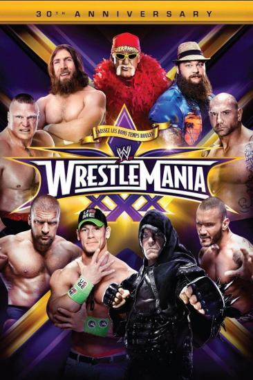 WWE WrestleMania XXX (2014)