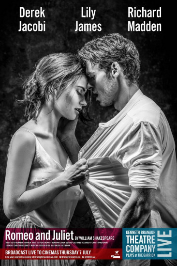 Kenneth Branagh Theatre Company Live: Romeo and Juliet (2016)