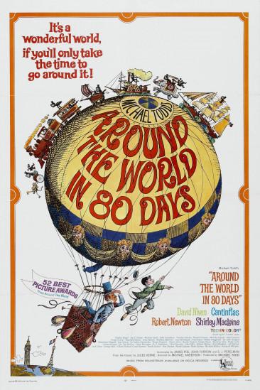 Around the World in Eighty Days (1956)