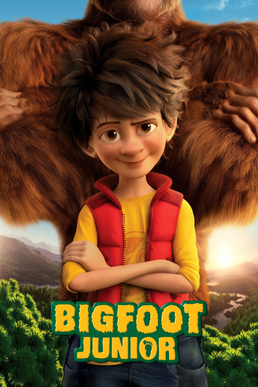 The Son of Bigfoot (2017)