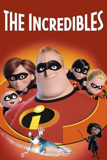 The Incredibles (2004)