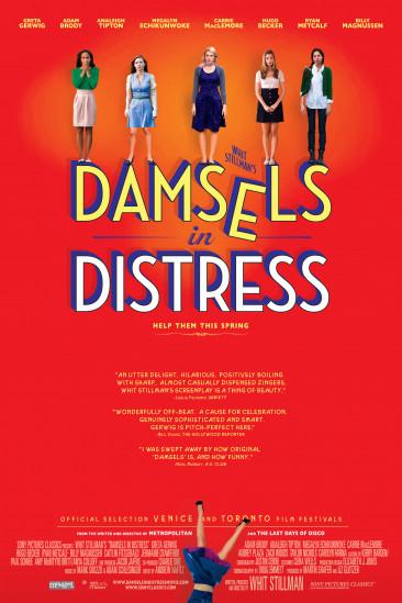 Damsels in Distress (2012)