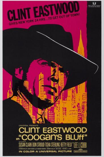 Coogan's Bluff (1968)