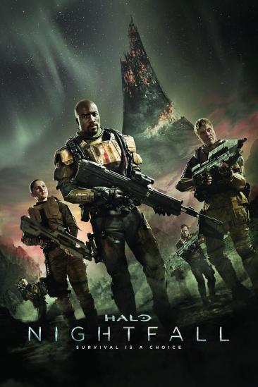 Halo: Nightfall (2014)