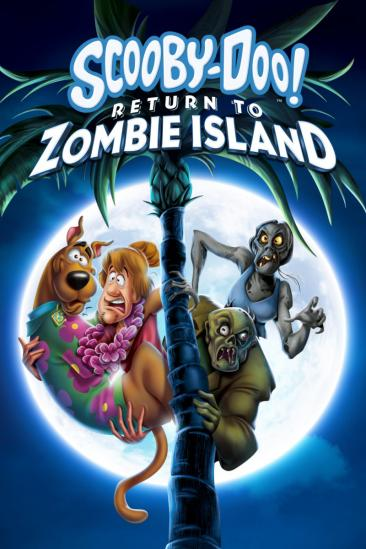 Scooby-Doo! Return to Zombie Island (2019)