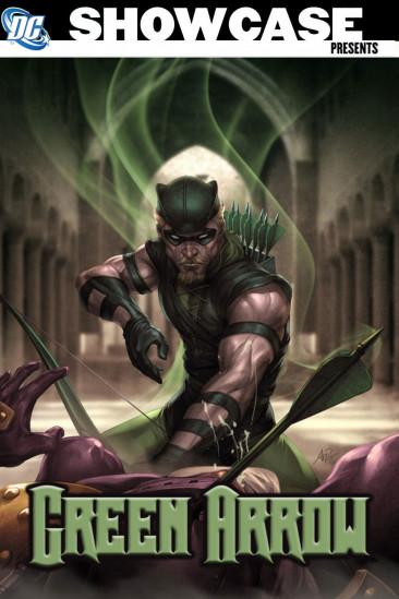 DC Showcase: Green Arrow (2010)