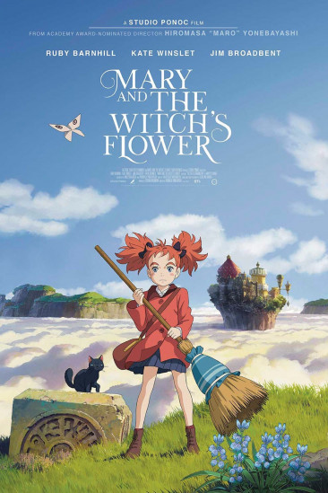 Mary and the Witch's Flower (0000)