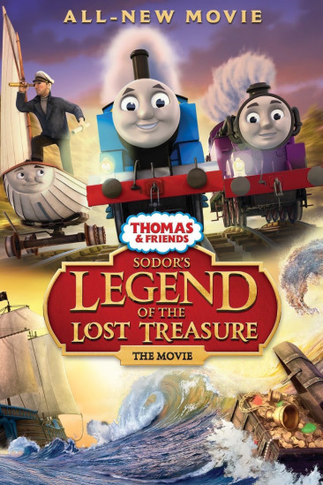 Thomas & Friends: Sodor's Legend of the Lost Treasure: The Movie (2015)