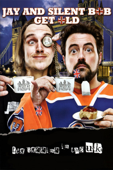 Jay and Silent Bob Get Old: Tea Bagging in the UK (2012)