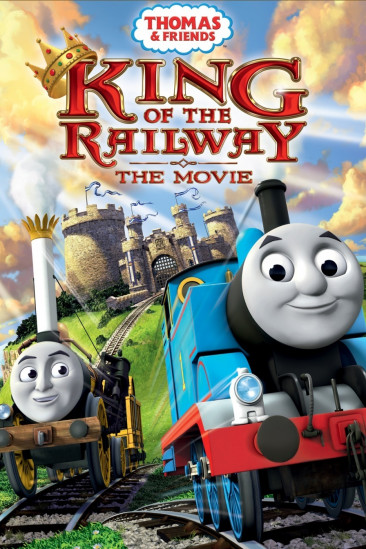 Thomas & Friends: King of the Railway (2013)