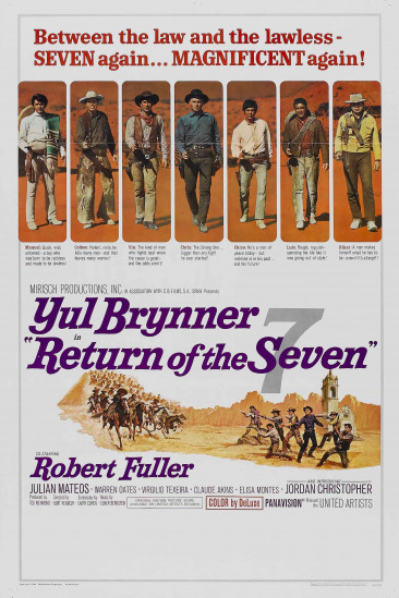 Return of the Seven (1966)