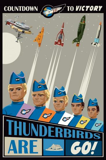 Thunderbirds are GO (1968)