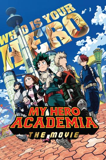 My Hero Academia the Movie: The Two Heroes (0000)