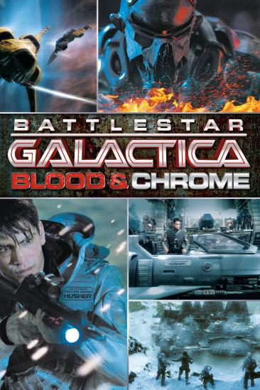 Battlestar Galactica: Blood & Chrome (2013)