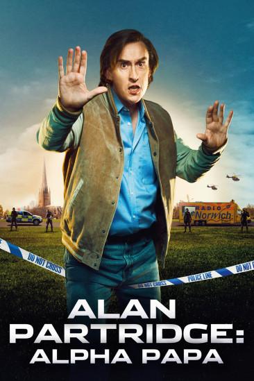 Alan Partridge: Alpha Papa (2014)
